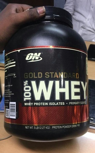 What is gold standard whey protein good for
