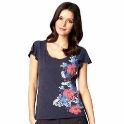 Ladies Short T Shirt