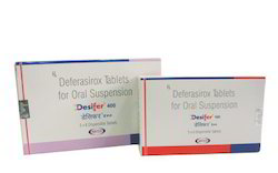 Deferasirox Medicines