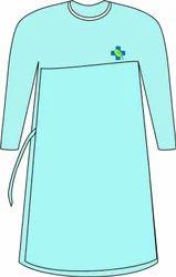Surgical Wraparound Gown