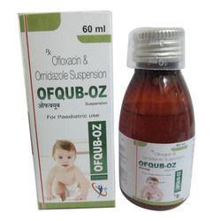 Ofloxacin Omidazole Suspension