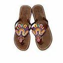 Leather Tribal Sandal