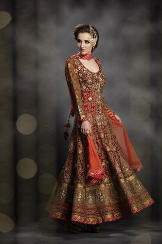 Indo Western Work Dress, Rs 15992 Piece, Surya Silks -9775