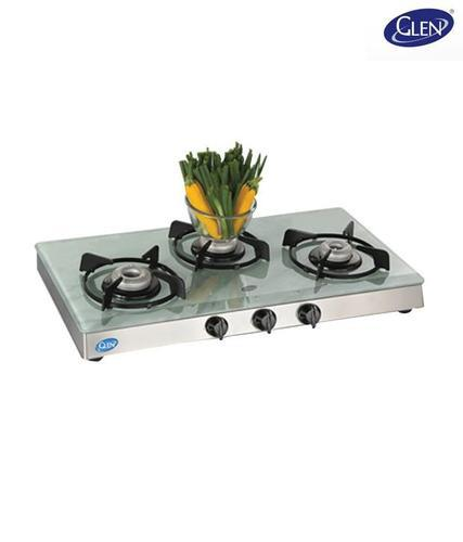 Glen Gl 1032 Marble Ai Gas Cooktop