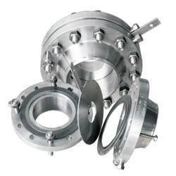 Orifice Plate with Flange