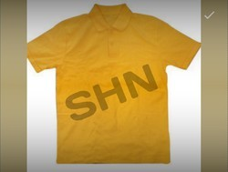 Polo Neck Promotional T-Shirt
