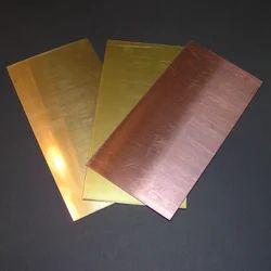 Red Brass Sheet