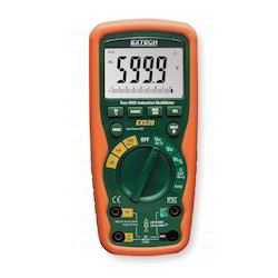 Heavy Duty True RMS Industrial Multimeter