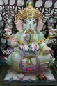 Marble Lord Ganesha Statue