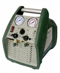 air conditioning machine. rex air conditioning recovery machine