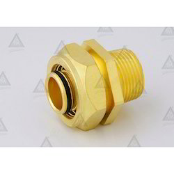 Brass fittings for Composite pipe- Male Connectors