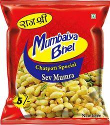 Sev Murmura Mumbaiya Bhel