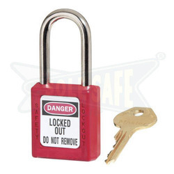 SISS Stainelss Steel Safety Padlocks
