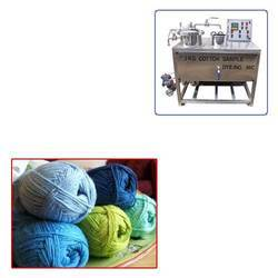 Yarn Sample Dyeing Machine