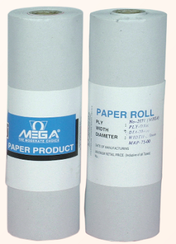 Teleprinter Roll