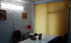 PVC Vertical Blind, Size: 10 x 4 feet