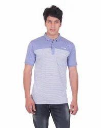 Grinder Collar Neck T Shirt