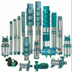 Submersible Pumps: Submersible Pumps Dealers In Hyderabad