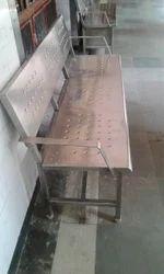 316 SS Waiting Chair