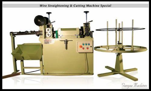 Wire Straightening & Cutting Machine - GM100 Wire