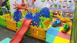 Playschool Slide And Swing