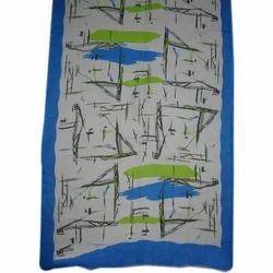 Linen Printed Shawls