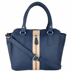 Front Zipped Handbag