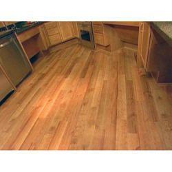 Polyvinyl Chloride PVC Brown Flooring