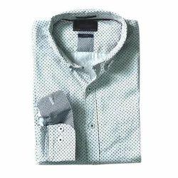 Cotton Casual Mens Fashionable Shirt