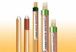 Copper Cladding / Bonding Earth Rod