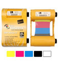 Zebra ZXP Series 3 - Half Panel Ribbon (IN) - 250 Prints