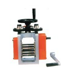 Reduction Rolling Mill with Gear Reduction (4 inches)