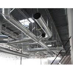 HVAC Ducting Work