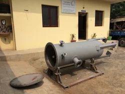 Titanium Lined Tank