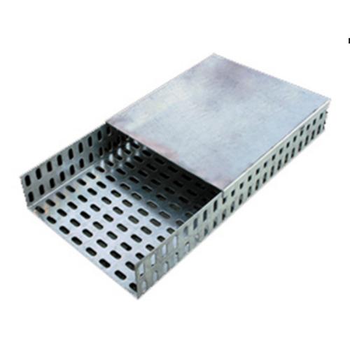 perforated cable tray  Perforated Cable Tray at Rs 82 /meter | Sector 4 | Faridabad | ID ...