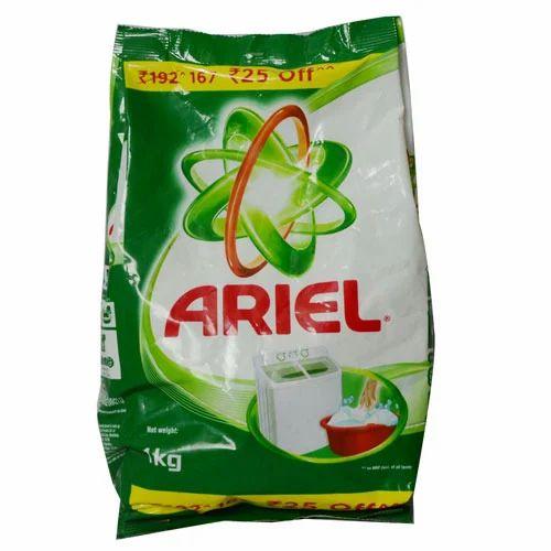 Ariel Detergent Powder At Rs 45 Packet