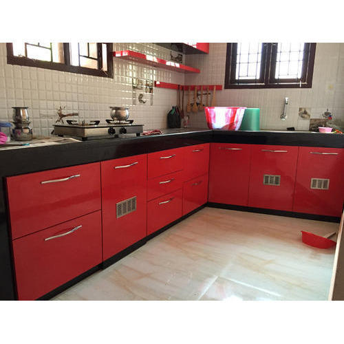 Modular Kitchen - U Shaped Modular Kitchen Service Provider