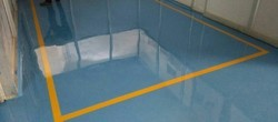 Solvent Free Epoxy Coating Services