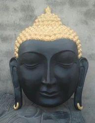 Buddha Sculptor in Fiber