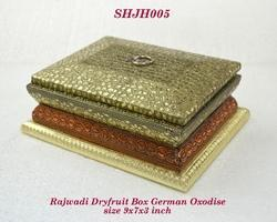 Rajwadi Dry Fruit Box German Oxodise