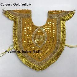 Krishna Velvet Kavach God Costume