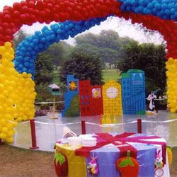Birthday Party Organizing Services