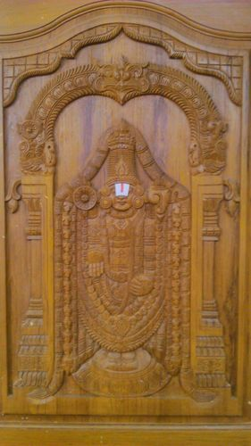 Perumal Carved Door View Specifications Amp Details Of