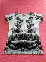 3D Designed T Shirt
