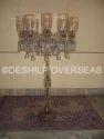 Acc To Standard Luster Pedestal Lamp