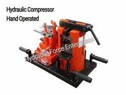 Hydraulic Compressor 100 Ton Capacity