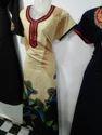 Ladies Floral Print Gown