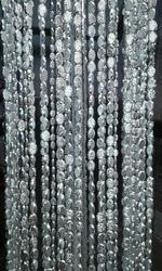 Silver Artificial Beads Code No 76, Shape: Spehrical