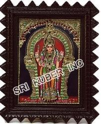 Thiruchedur Murugan Tanjore Paintings