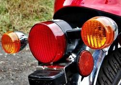 Honda Tail Light